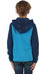 Regatta Upflow Fleece Kids Methyl Blue/Prussian